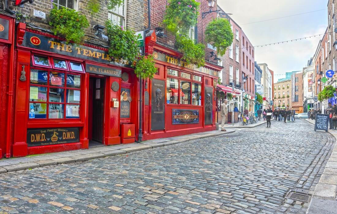 Dublin - The Temple Bar