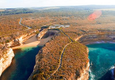 Great Ocean Road, daleka putovanja, putovanje Australija, garantirani polasci