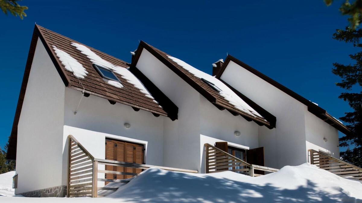 bungalovi Macesen, rogla, skijanje
