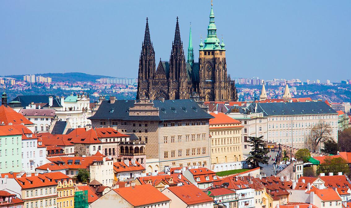 Katedrala Sv. Vida u Pragu, putovanje u Prag, garantirani polasci, europa autobusom