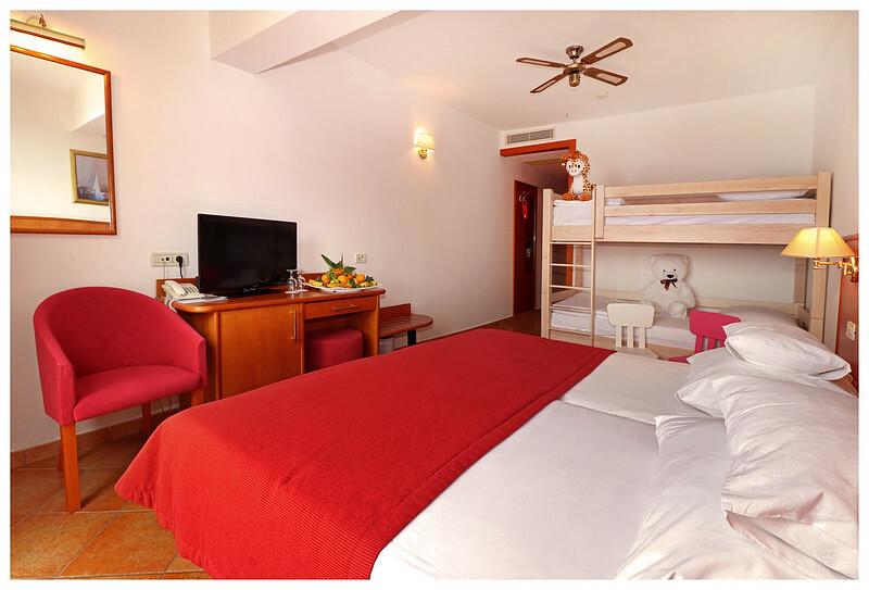 Primošten, Hotel Zora, Premier Club mini family soba