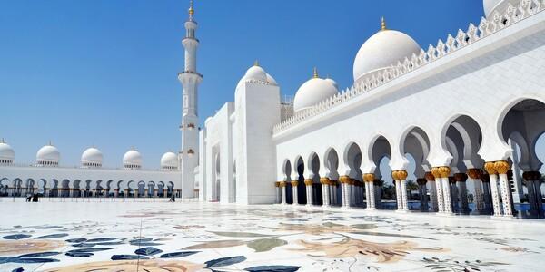 Sheikh Zayed džamija, Putovanje u Dubai, Emirati, grupni polasci, daleka putovanja