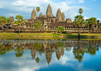 Kambodža, Siem reap, Angkor Wat
