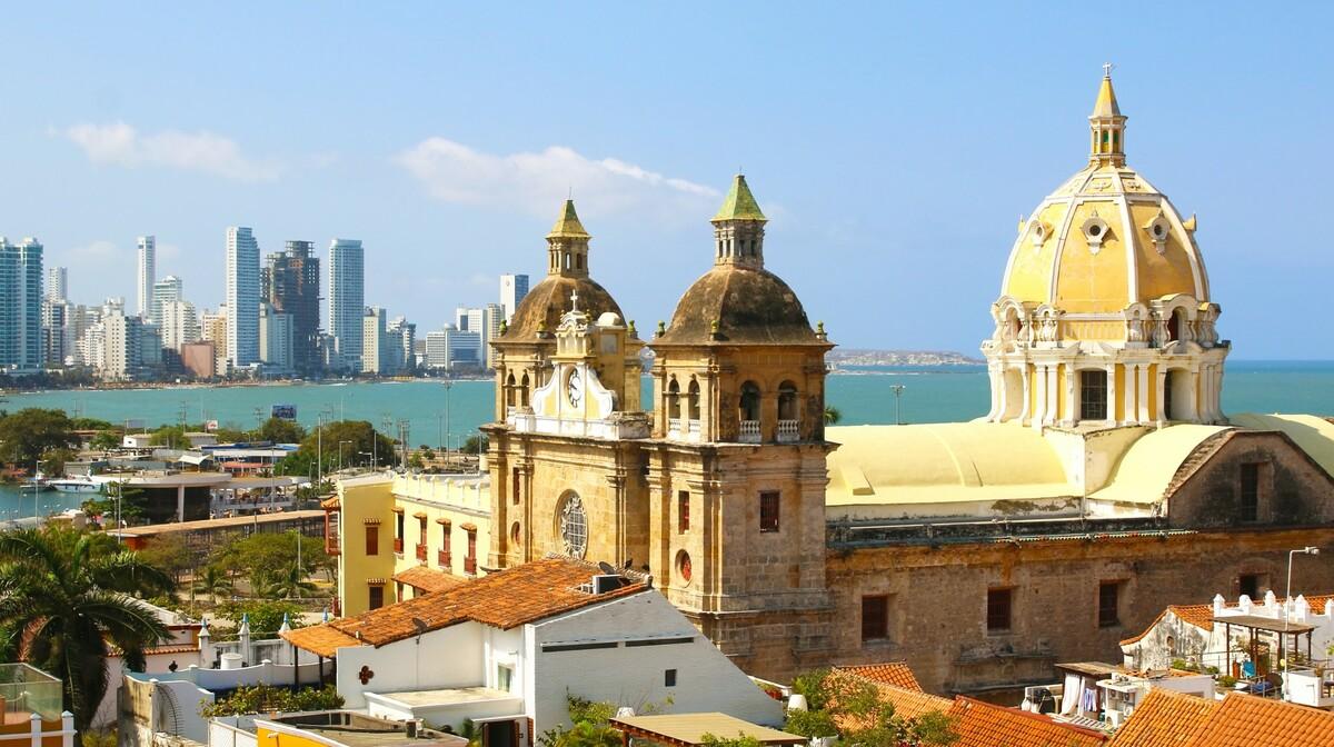 Kolumbija - Cartagena