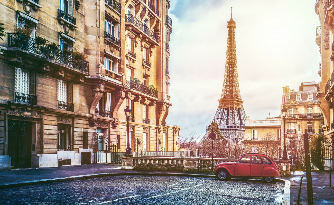 Pariz - Eiffel toranj