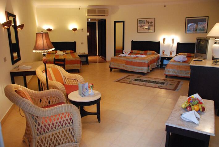 Mondo travel last minute Hurghada, Grand Seas Resort Hostmark, primjer sobe