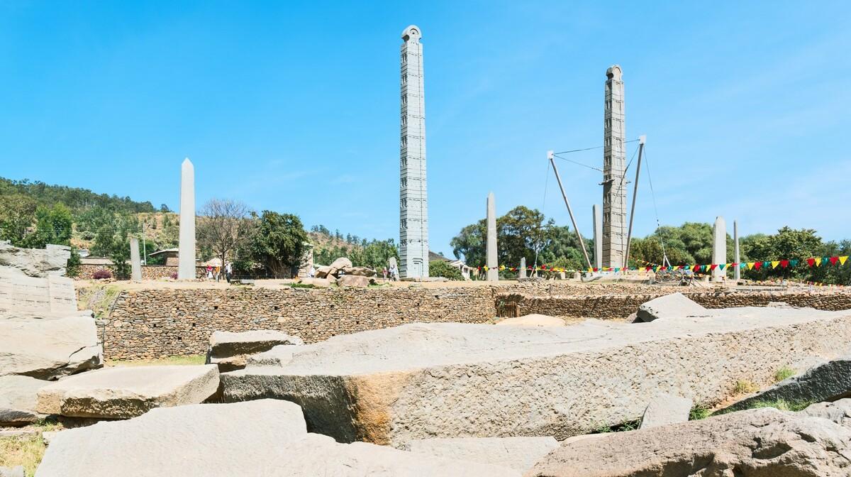 Etiopija, obelisk iz Aksuma, grupno putovanje, garantirani polasci, putovanja sa pratiteljem