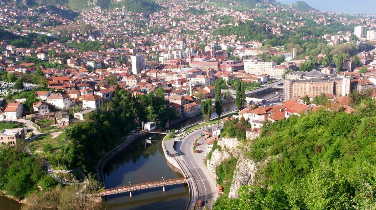 Sarajevo - panorama