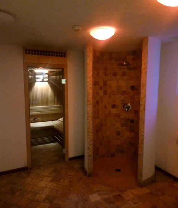 Skijanje u Italiji, Alba di Canazei, Hotel Villa Emma, sauna