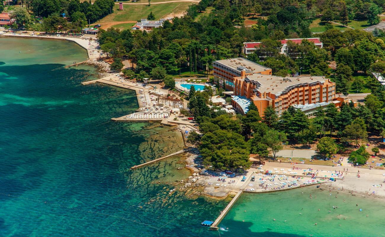 Hotel Sol Umag Panorama