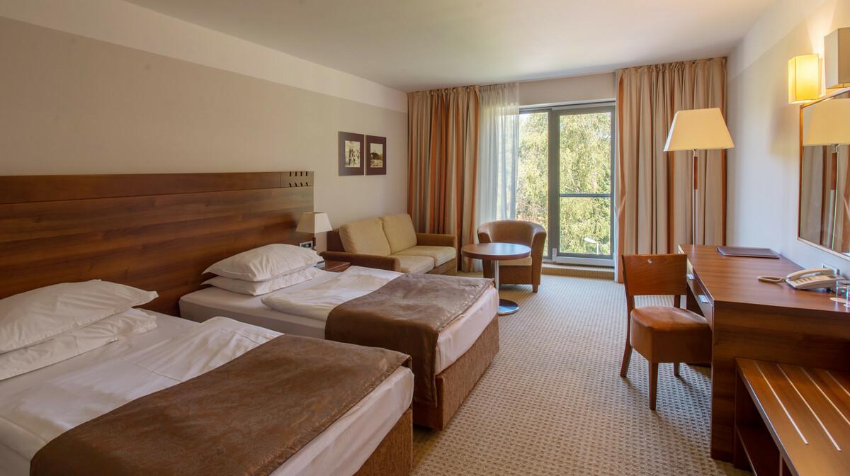 Hotel Trakošćan, obiteljska soba