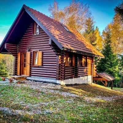 Gorski Kotar, Pine Lodge, Hlevci