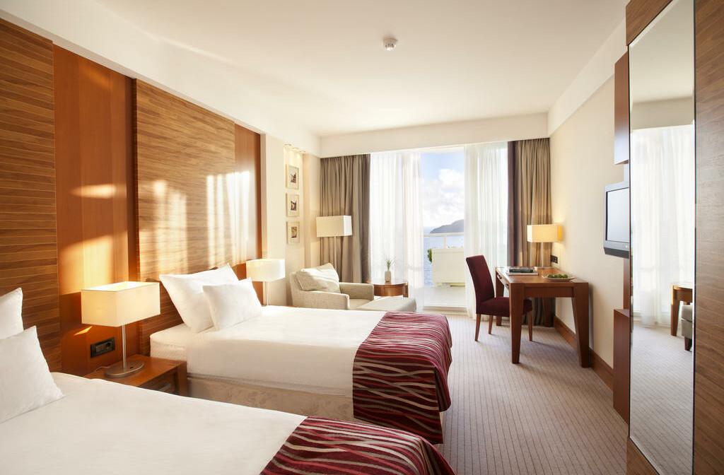Cavtat, Hotel Croatia, dvokrevetna soba