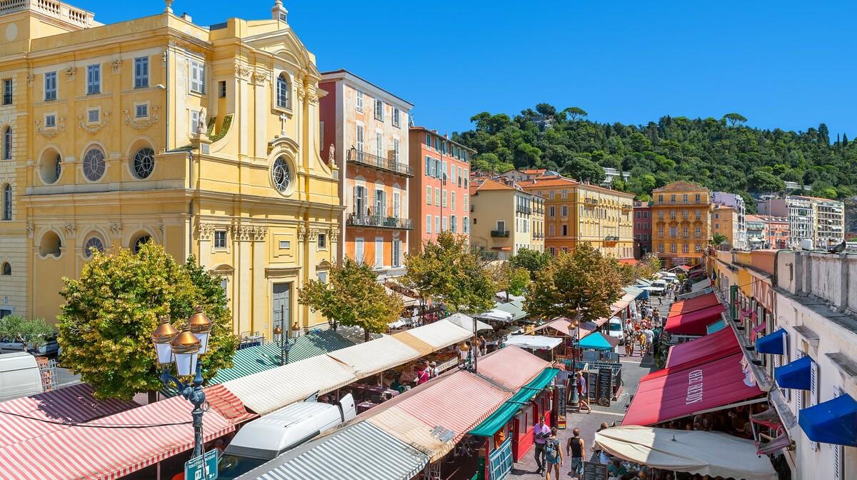 Nica market, putovanje azurna obala, francuska, mondo travel