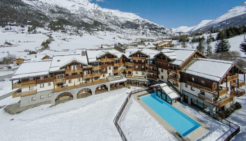 Skijanje Francuska, Val Cenis, Lanslebourg Residence Les Alpages.