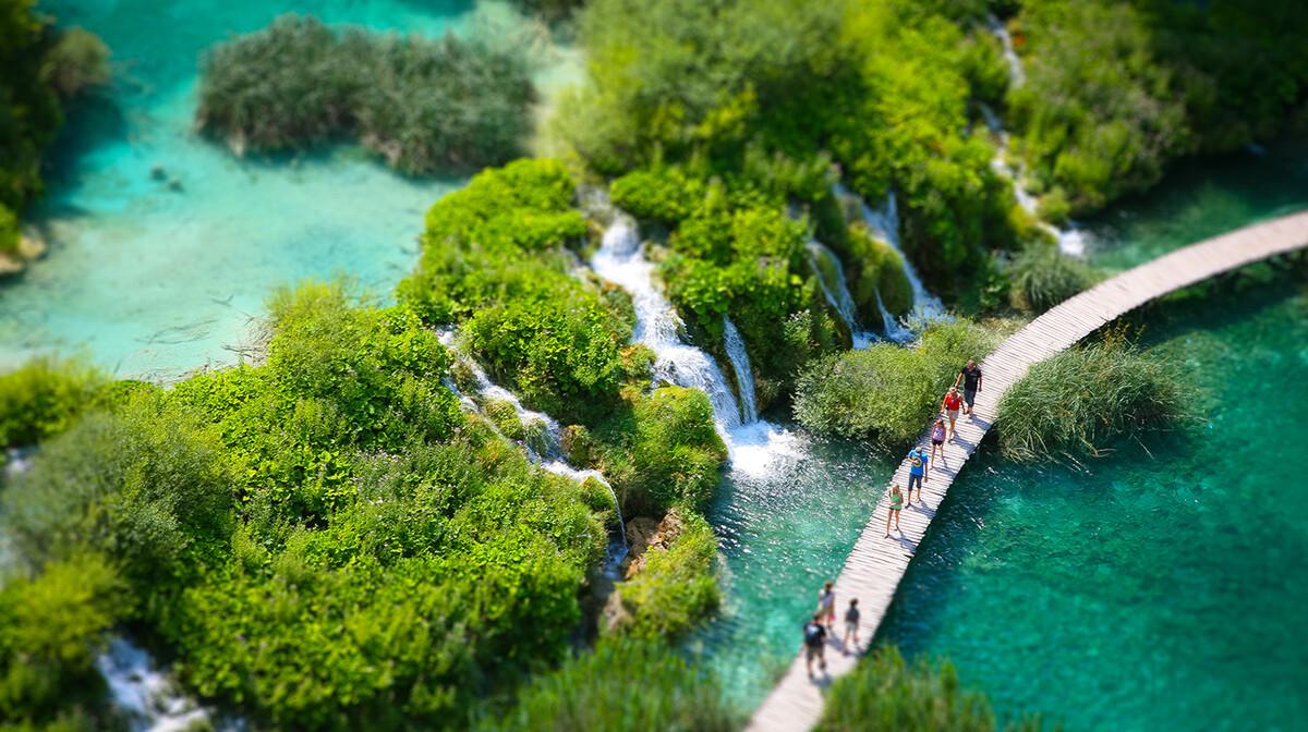 Plitvička jezera, mondo travel