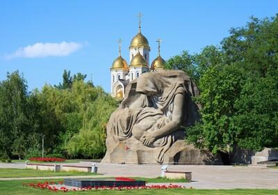 spomenik majčinim tugama, Volgograd, daleka putovanja