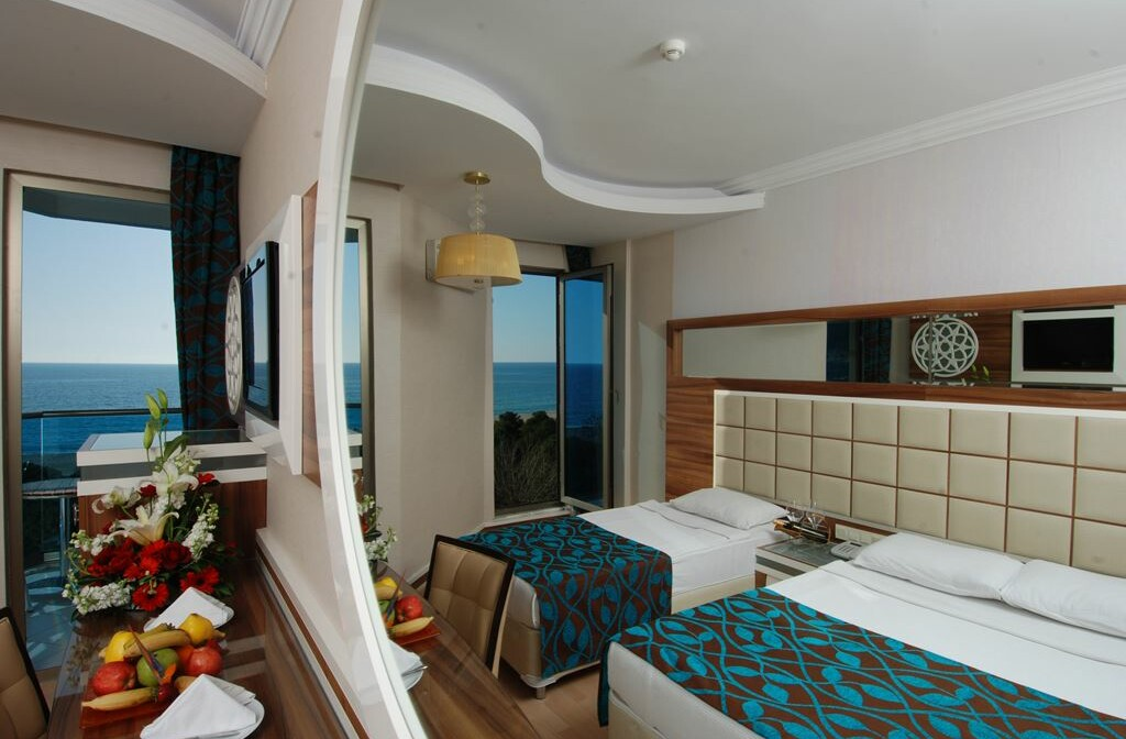 Mondo travel Antalya, Alanya, Hotel Grand Zaman Beach, primjer sobe