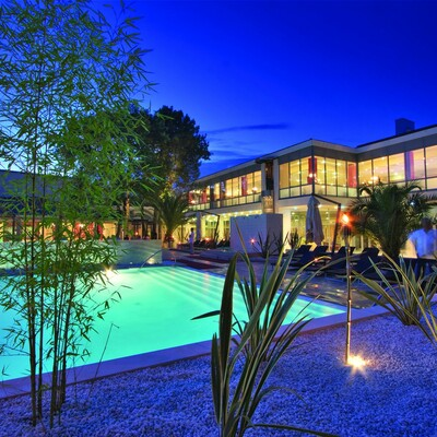 Umag, Hotel Melia Coral