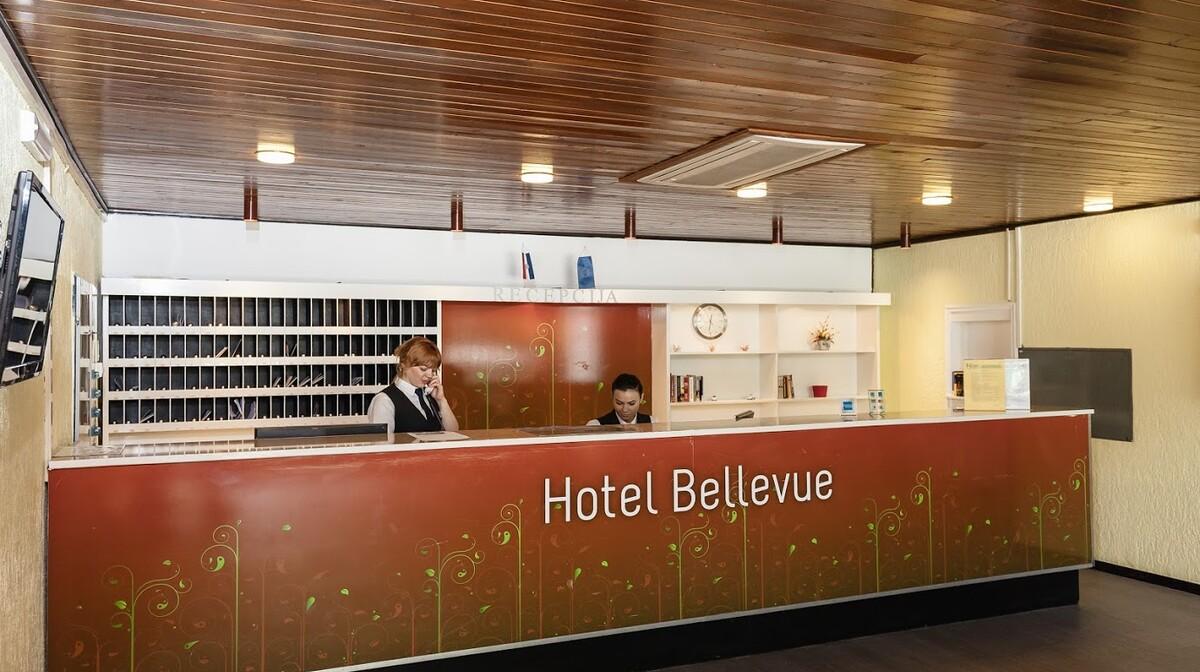 Plitvice, Hotel Bellevue