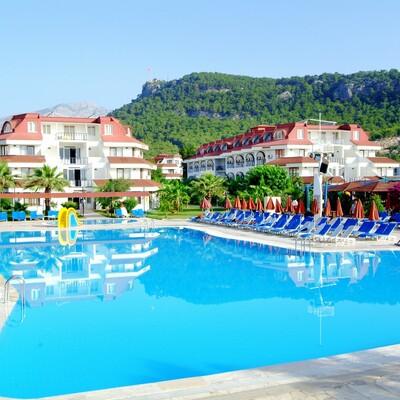Antalya, Kemer, Hotel Sailor's Beach Club