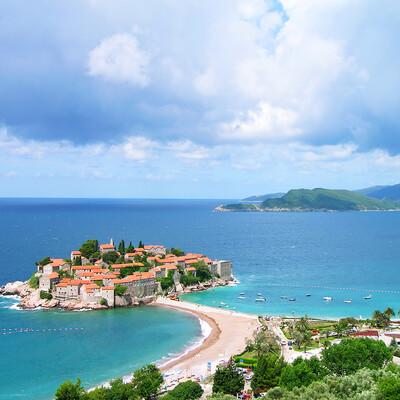 otok Sv. Stefan, putovanje Crna Gora, putovanje avionon, garantirani polazak