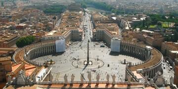 Vatikan, bazilika sv. petra, putovanje zrakoplovom u Rim, garantirani polasci