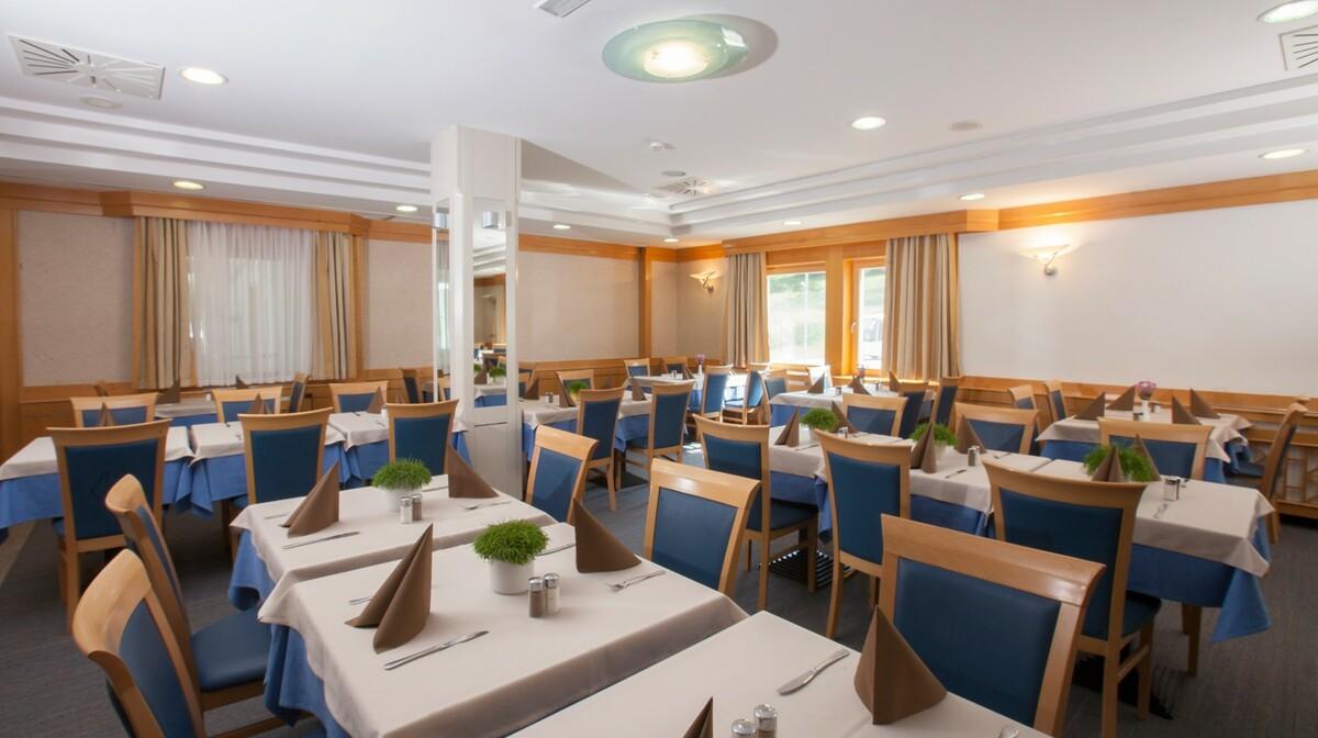 Skijanje u Sloveniji, Bohinj Hotel Jezero, Wellness u Sloveniji, restoran u hotelu Jezero