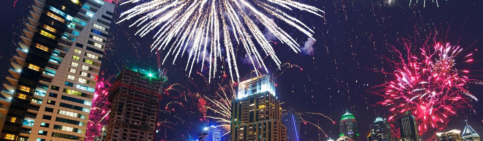 Nova godina - Daleka putovanja