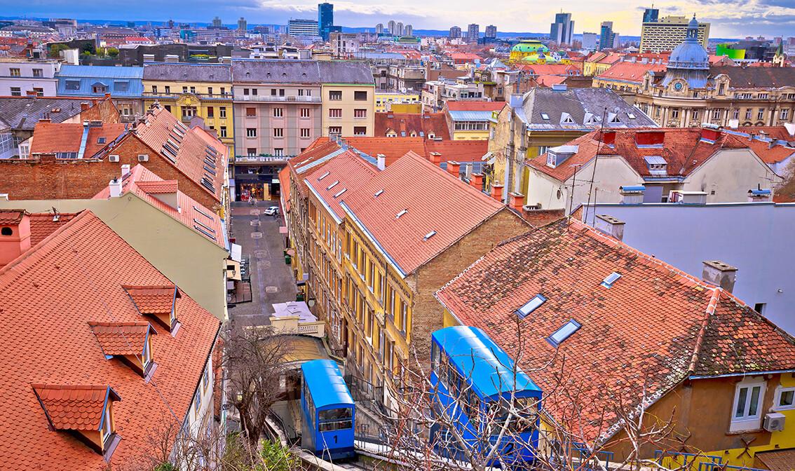 Zagreb, žičara